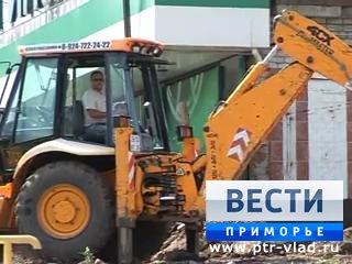 Жители Уссурийска выступают против стройки АЗС под окнами домов
