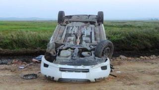 Водитель погиб в ДТП на автодороге Уссурийск – с. Загородное