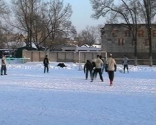 Подведены итоги чемпионата города «Зимний мяч»