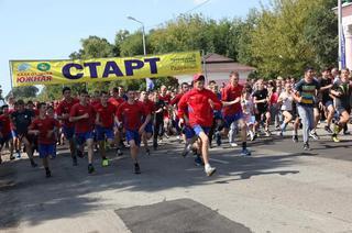 «Кросс наций-2013» прошёл в Уссурийске