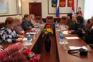 Дружественная делегация из японского города-побратима Хакусан посетила Уссурийск
