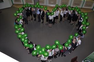 Акцию «Здоровое сердце» провели сотрудники Сбербанка в Уссурийске