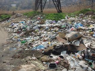 Овощевод из Китая вместо выращивания овощей оставил гору мусора в окрестностях села Новоникольск