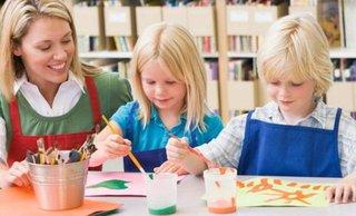 Воспитатели детских садов Уссурийска принимают поздравления в преддверии Дня учителя