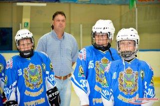 Юные хоккеисты из Уссурийска провели первый турнир в сезоне