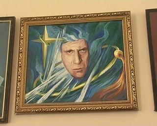 Юбилей художника Владимира Савина в городском музее