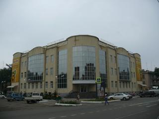 """Бомбу искали полицейские сегодня в ТЦ """"Антарес"""" в Уссурийске"""