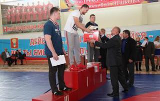 Состязания по греко-римской борьбе прошли в Уссурийске