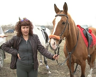 В Уссурийске прошли открытые квалификационные соревнования по конному спорту