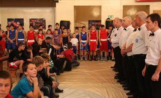 Уссурийские боксеры в очередной раз завоевали кубок имени Горбачева