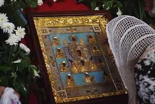 Чудотворная икона Божией Матери прибудет в Уссурийск 21 ноября
