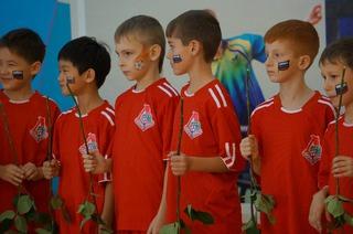 Столетие отметил футбол Уссурийска