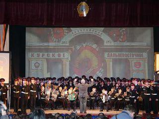 70-летие отметило Уссурийское Суворовское училище