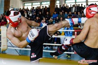 Первый турнир по смешанным боевым единоборствам прошёл в Уссурийске