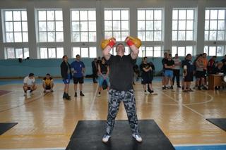 Уссурийские полицейские стали призёрами на чемпионате по гиревому спорту