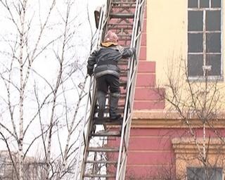 Служба пожарной охраны отметила юбилей