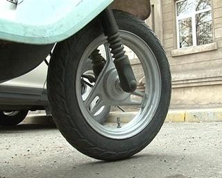В Уссурийске зарегистрированы первые аварии с участием мотоциклистов