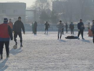 Матчи по мини-футболу проходят в Уссурийске