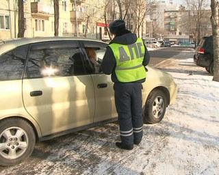 Водители Уссурийска массово рискуют жизнями своих детей