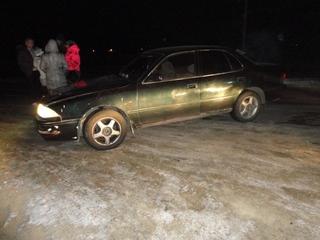 Водитель иномарки сбил насмерть школьницу в селе Воздвиженка