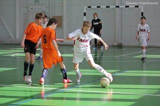 Юноши команды «Мостовик-Приморье» из Уссурийска выиграли Кубок «Павино» по мини-футболу