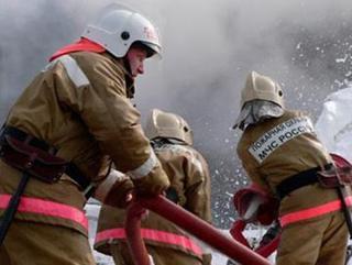 Автомобиль горел на улице Воровского в Уссурийске