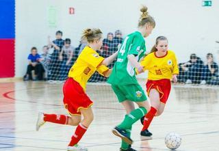 Краевой этап «Мини-футбол в школу» стартует в Уссурийске