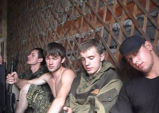 Присяжные признали пятерых «приморских партизан» виновными