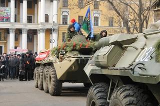 Жители Уссурийска отметили 25-летие вывода войск из Афганистана