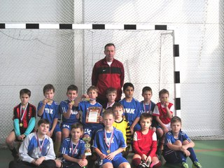 Мини-футбольный турнир, приуроченный к  Дню защитника Отечества, прошёл в Уссурийске