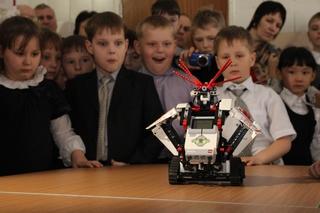 Юные конструкторы Уссурийска продемонстрировали публике чудеса робототехники