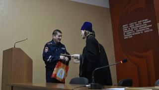 Церковь выразила благодарность полицейским Уссурийска