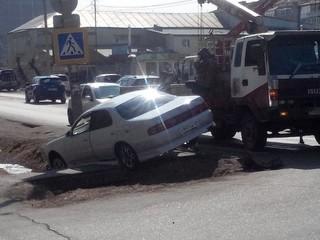 10 ДТП  за прошедшие сутки  случилось на дорогах Уссурийска