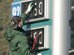 92-й бензин подорожал за две недели на полтора процента в Приморье
