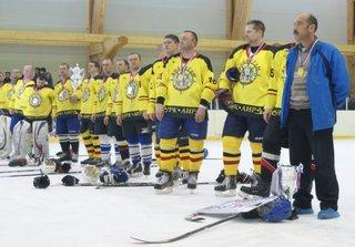Финальные игры чемпионата Приморского края по хоккею прошли в Уссурийске