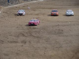 Сезон по ралли-кроссу среди радиоуправляемых автомоделей открыли в Уссурийске