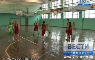 Юные баскетболистки Уссурийска стали победителями Первенства Приморского края
