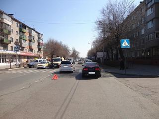 6-летний мальчик пострадал в ДТП в Уссурийске