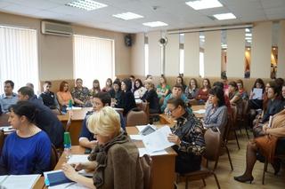 Студенты вузов Уссурийска узнали работу городской Думы