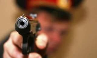 Полицейские вынуждены были применить оружие для задержания злоумышленников в Уссурийске