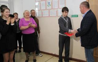 Бронзовую медаль привез уссуриец с первенства России по кикбоксингу по версии К-1