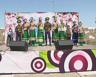 Жители Уссурийска праздник Первомая отметили в городском парке