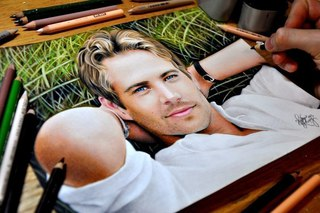 Талантливая портретистка Хизер Руни