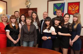Уссурийские спортсменки вернулись с чемпионата России по мини-футболу