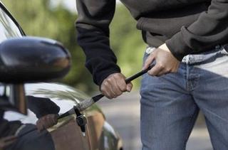 Уссурийские полицейские задержали подозреваемого в автоугоне
