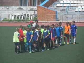 Соревнования по футболу среди детских команд стартует в Уссурийске