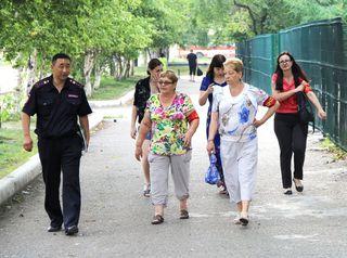 Рейд по усилению охраны общественного порядка провели в Уссурийске