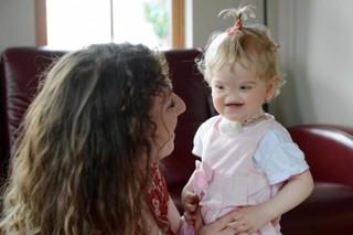 Тесса Эванс — девочка, родившаяся без носа