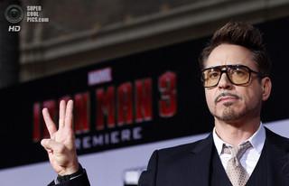 Топ-10 самых высокооплачиваемых актёров по версии Forbes