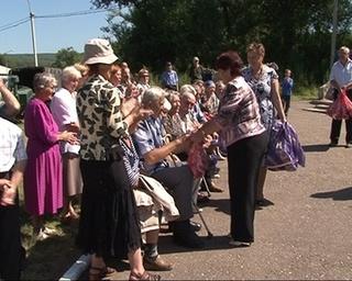 День шахтера отметили жители микрорайона Восход